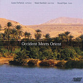 Occident Meets Orient by Russell Ryan