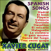 Spanish Songs by Xavier Cugat
