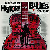 The Complete History of the Blues 1920-1962 von Various Artists
