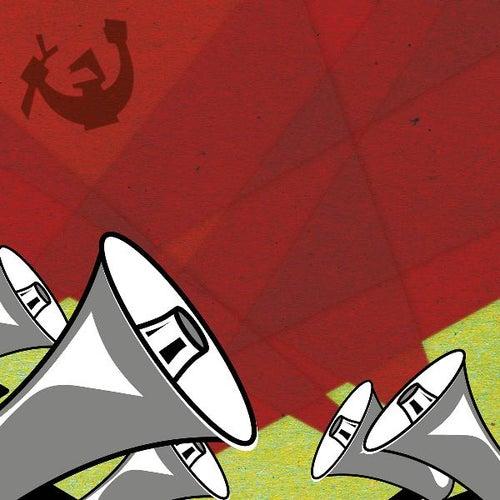 Overtrampet Og Protestbevegelsen (feat. Hopalong Knut) by Gatas Parlament