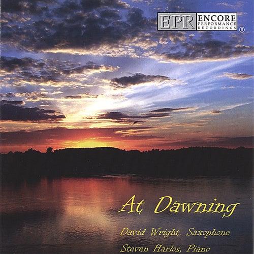 At Dawning by David  Wright