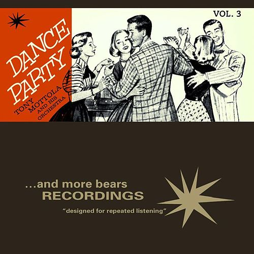 Dance Party, Vol. 3 by Tony Mottola