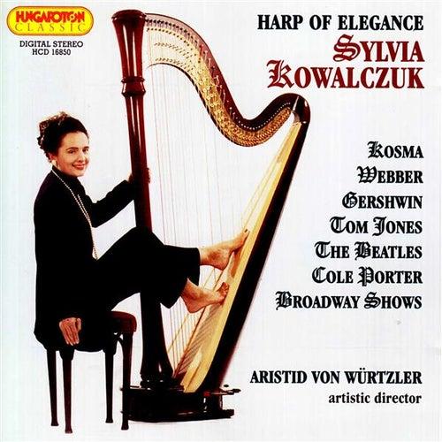 Harp of Elegance by Sylvia Kowalczuk