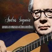 Recital de guitarra clásica española by Andres Segovia