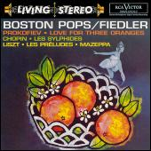 Prokofiev, Chopin, And Liszt by Arthur Fiedler