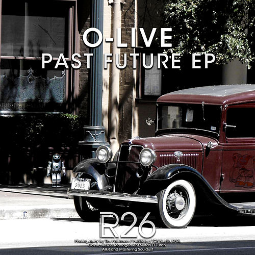 Past Future EP by Olive