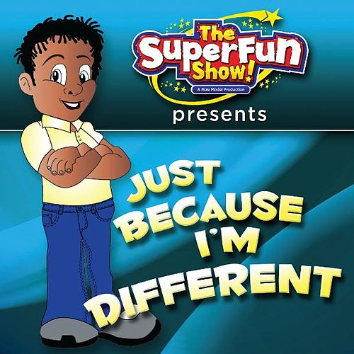 Just Because I'm Different (feat. Timika Peterson) by Shawn Brown (Children)