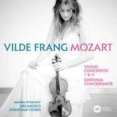 Mozart: Violin Concertos Nos 1, 5 & Sinfonia concertante by Vilde Frang