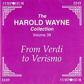 The Harold Wayne Collection Vol. 39 by Various Artists