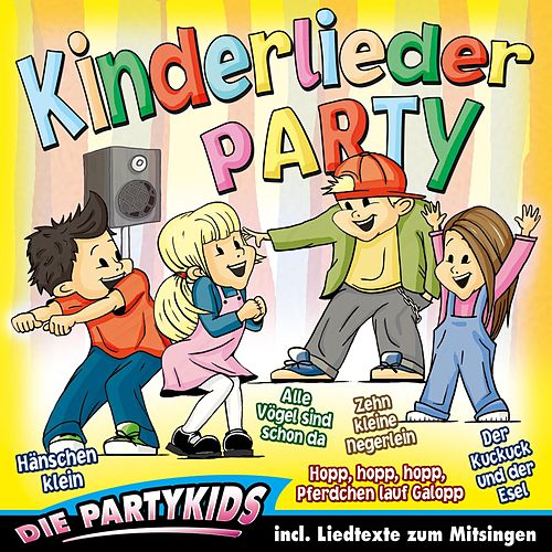 Kinderlieder Party by Partykids