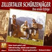 Ihre ersten Erfolge by Zillertaler Schürzenjäger