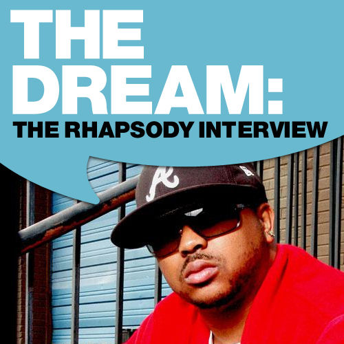 The Dream: The Rhapsody Interview by The-Dream