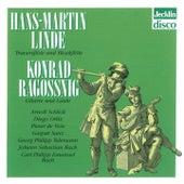 Hans-Martin Linde & Konrad Ragossnig: Musik für Flöte und Gitarre by Various Artists