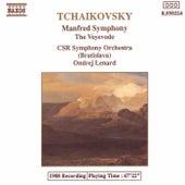 Manfred Symphony / Voyevode by Pyotr Ilyich Tchaikovsky