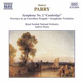 Symphony No. 2 Cambridge / Overture by Hubert  Parry