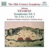 Symphonies Vol. 2 by Johann Stamitz