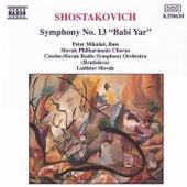 Symphony No. 13