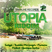 Utopia Riddim EP by Various Artists