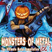 Monsters Of Metal Vol. 7 von Various Artists