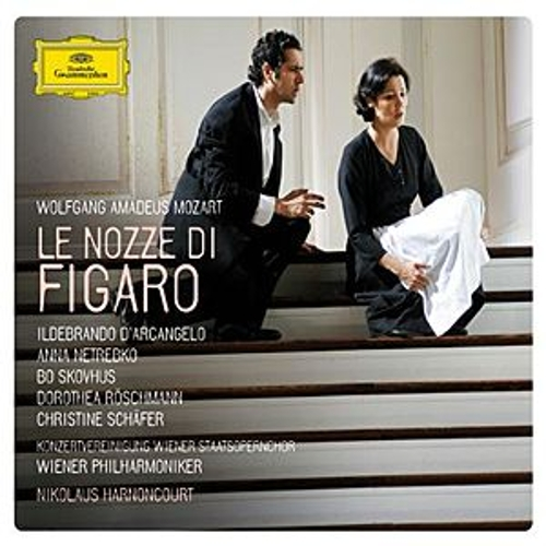 Mozart: Le Nozze di Figaro by Various Artists
