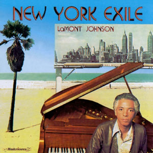 New York Exile by LaMont Johnson