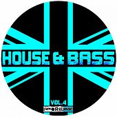 House & Bass Vol.4 - EP by Various Artists