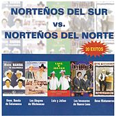 Norteños del Sur vs. Norteños del Norte by Various Artists