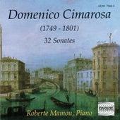 Cimarosa: 32 sonates by Roberte Mamou