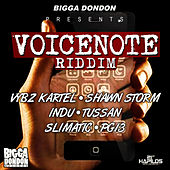 Voicenote Riddim by Various Artists