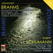 Brahms: Violin Concerto - Schumann: Fantasy for Violin by Various Artists