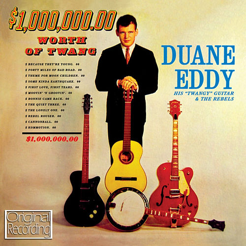 $1,000,000,00 Worth of Twang by Duane Eddy