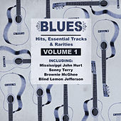 Blues Hits, Essential Tracks & Rarities, Vol. 1 von Various Artists