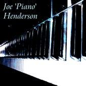 Joe 'Piano' Henderson von Joe Henderson