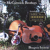 Bluegrass Invasion by The McCormick Brothers