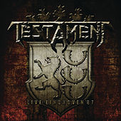 Live in Eindhoven by Testament