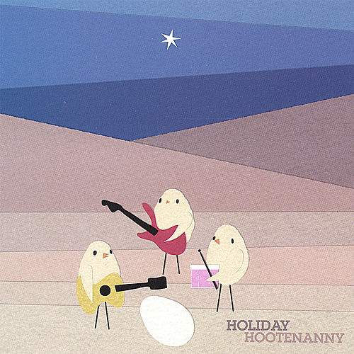 Holiday Hootenanny by Various Artists