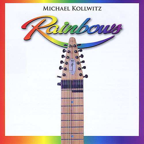Rainbows: Solo Chapman Stick SG-12 by Michael Kollwitz