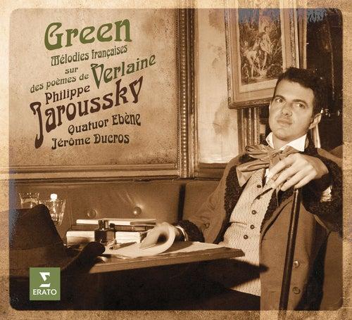 Green - Mélodies françaises by Philippe Jaroussky
