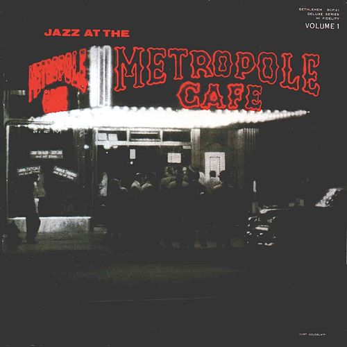 Jazz at the Metropole Cafe: Henry