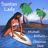 Suntan Lady by Michael Kollwitz