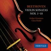 Beethoven: Complete Violin Sonatas by Clara Haskil