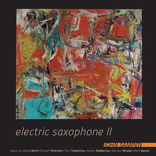 Electric Saxophone II by John Sampen