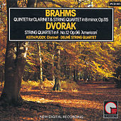 Brahms: Quintet for Clarinet & String Quartet by Delme String Quartet