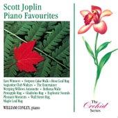 Scott Joplin Piano Favourites von William Conley