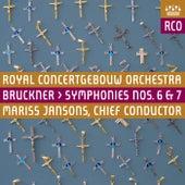 Bruckner: Symphonies Nos. 6 & 7 by Royal Concertgebouw Orchestra