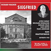 Wagner: Siegfried (Live) by Various Artists