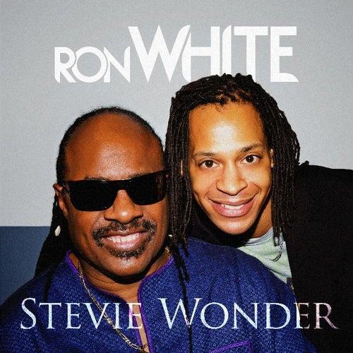 Stevie Wonder by Ron White