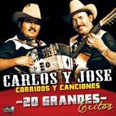 20 Grandes Exitos by Carlos Y Jose