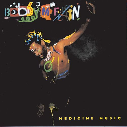 Medicine Music by Bobby McFerrin
