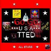 Go-Go Usa Records Tted Red All Stars by Various Artists